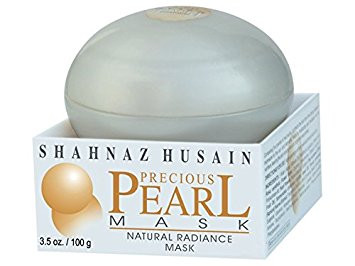 Маска с жемчугом Shahnaz Husain Pearl Mask