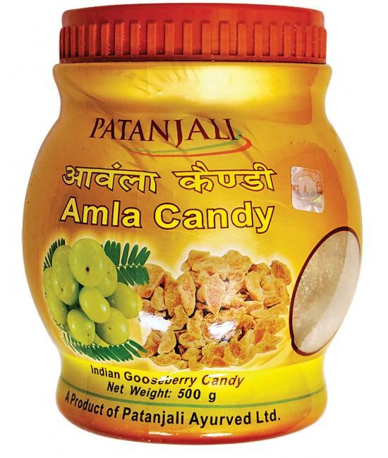 Амла сушеная сладкая Patanjali