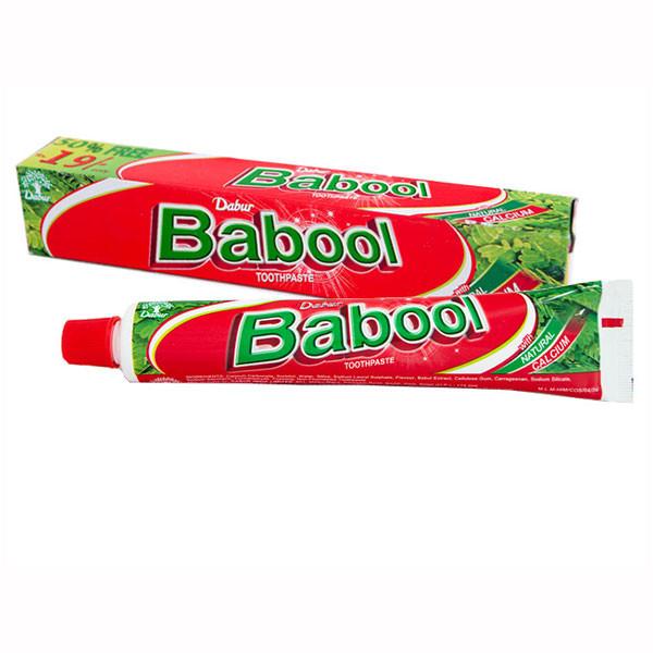 Зубная паста Dabur Babool