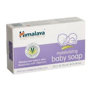 Мыло детское Himalaya Baby soap