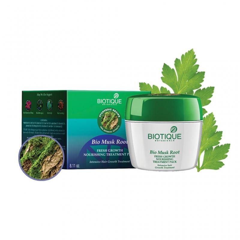 Маска для волос питательная Bio Musk Root Biotique