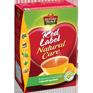 Чай Brooke Bond Red Label Natural Care