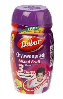 Аюрведический джэм Чаванпраш Dabur Mixed Fruit