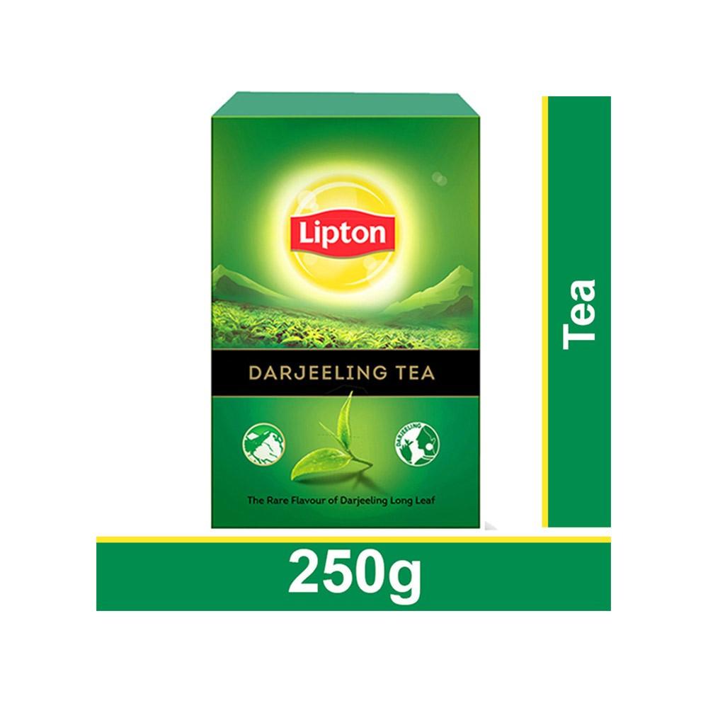 Чай сорта Дарджилинг Lipton Darjeeling Tea