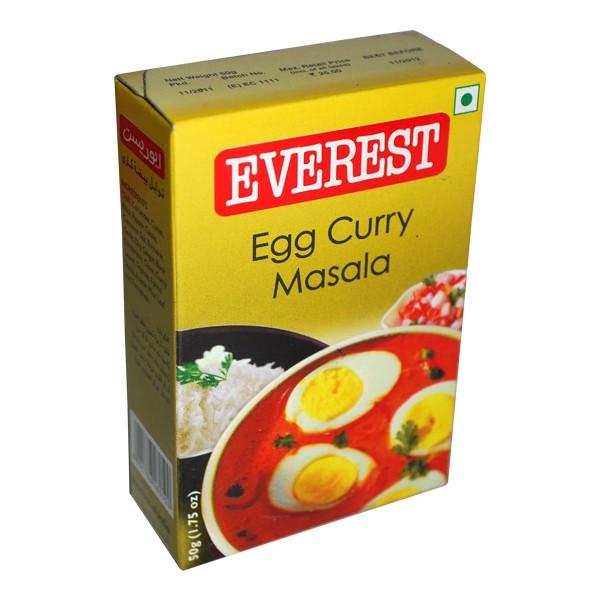 Смесь специй для карри из яиц (Egg Curry Masala)