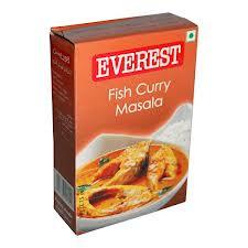 Смесь специй для рыбы (Fish Curry Masala)