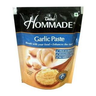 Чесночная паста (Garlic Paste)