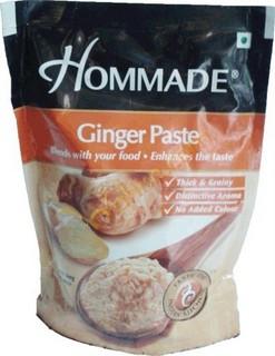 Имбирная паста (Ginger Paste)