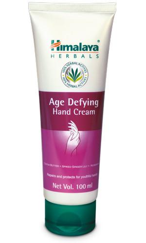 Крем для рук антивозрастной Age Defying Hand Cream Himalaya