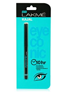 Каджал-карандаш Lakme Eyeconic черный