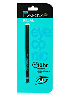 Каджал-карандаш Lakme Eyeconic зеленый