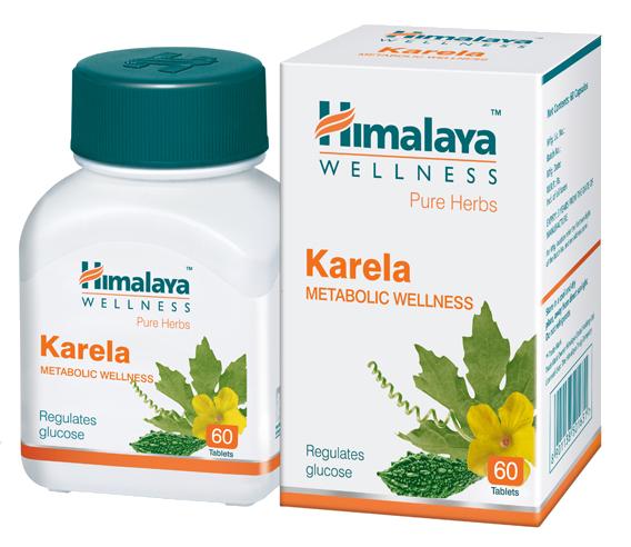 Аюрведическое средство Карела Himalaya Karela