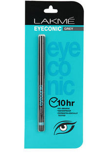 Каджал-карандаш Lakme Eyeconic серый