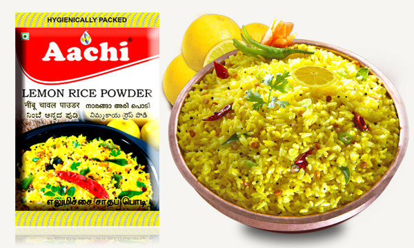 Смесь специй Lemon Rice Powder