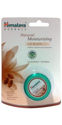 Масло для губ увлажняющее Himalaya Moisturizing Lip Butter