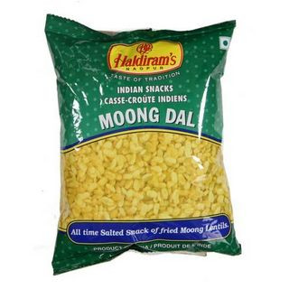 Закуска соленая Мунг дал (Moong dal)