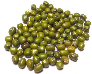 Бобы мунг (зеленый маш)