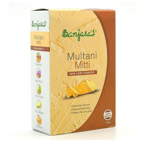 Глина измельченная (Multani Mitti powder)