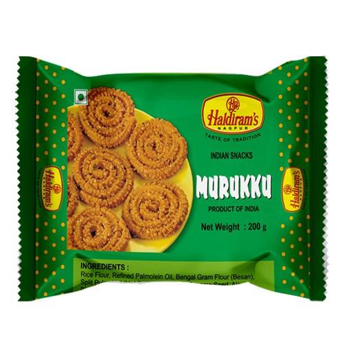 Хрустящие спирали Мурукку (Murukku Haldirams)