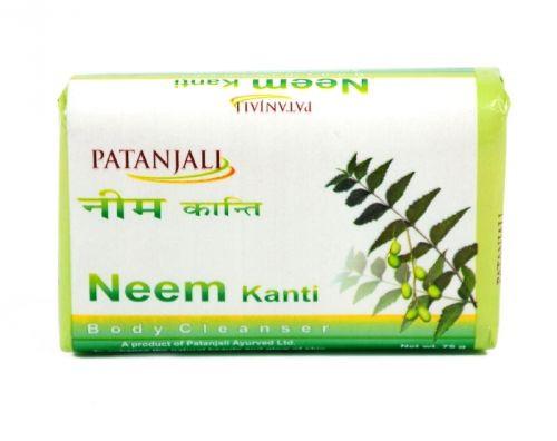 Мыло c нимом Patanjali Neem