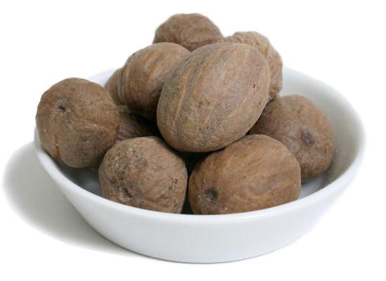 Мускатный орех (Nutmeg, Jaiphal)