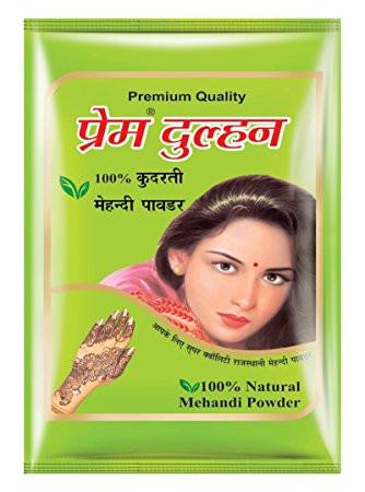 Хна раджастанская Prem Dulhan Mehandi Powder