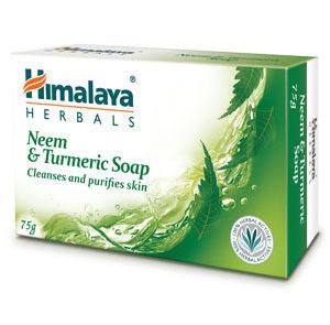 Мыло Защитное Ним и Куркума Himalaya