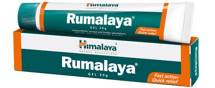 Гель для суставов и связок Rumalaya Gel Himalaya