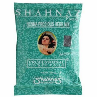 Лечебная хна для волос Shahnaz Henna Herb Mix