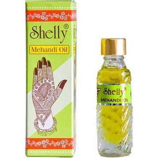 Масло для усиления цвета Shelly Mehandi Oil