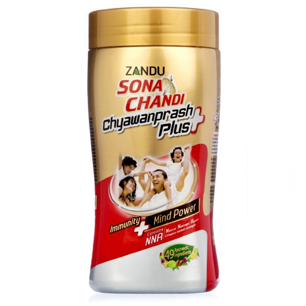 Аюрведический джэм Чаванпраш Сона Чанди (Sona Chandi)
