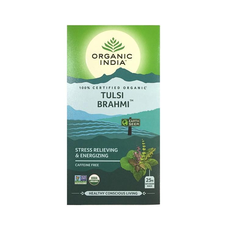 Чай c Тулси и Брахми (Tulsi Brahmi Tea)