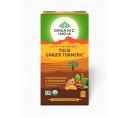 Чай Тулси c Куркумой и Имбирем (Tulsi Ginger Turmeric Tea)