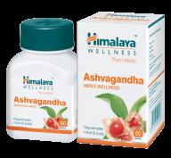 Аюрведическое средство общеукрепляющее Ашвагантха Himalaya Ashvagandha