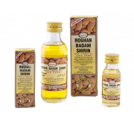 Миндальное масло Roghan Badam Shirin