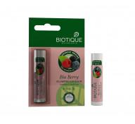 Бальзам для увеличения объема губ Bio Berry Plumping Lip Balm Biotique