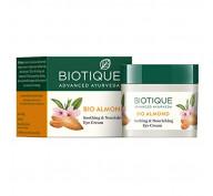 Крем для области вокруг глаз Bio Almond Eye Cream Biotique