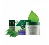 Легкий нежирный гель-крем с хлорофилом Bio Chlorophyll Gel Biotique