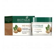 Скраб с маслом грецкого ореха Bio Walnut Scrub Biotique