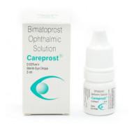 Средство для роста ресниц Careprost (Кэарпрост, Карепрост)