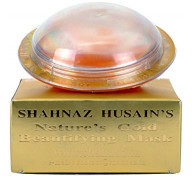 Омолаживающая маска с золотом Shahnaz Husain Gold Beautifying Mask