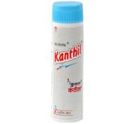 Мятные таблетки для рассасывания Kushal Kanthil