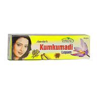 Аюрведический крем для лица Кумкумади Амрита Kumkumadi Amrita