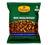 Мини рулетики Бхакарвади (Mini Bhakarwadi Haldirams)