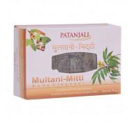 Мыло с глиной Patanjali  Multani Mitti