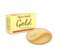 Мыло Сандаловое Mysore Sandal Gold c миндальным маслом