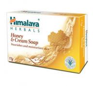 Мыло Питательное Молоко и Мед Himalaya