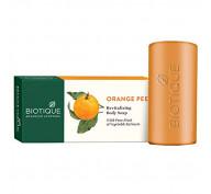 Мыло с апельсиновой цедрой Bio Orange Peel Body Soap Biotique