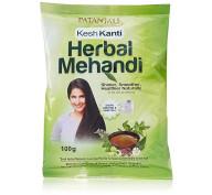 Лечебная хна для волос Патанджали Patanjali Herbal Mehandi