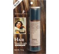 Средство для маскировки седых волос Shahnaz Hair Touch-Up Plus Black